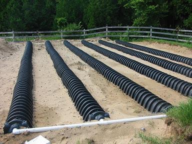 Tampa septic drain fields plumbing services tampa fl for Design septic system